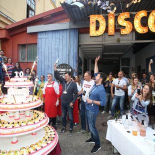 (Hrvatski) Weekend rođendanska torta
